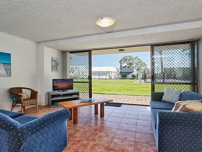 Photo for 13 'The Poplars' 34 Magnus Street - ground floor unit and pool in complex