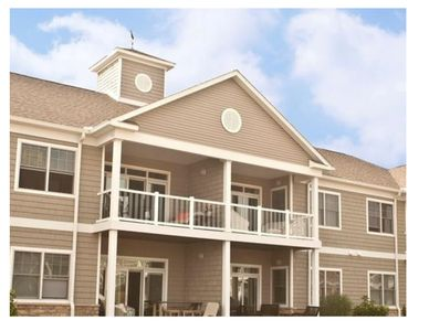 Photo for Beautiful condo with beach and water views!