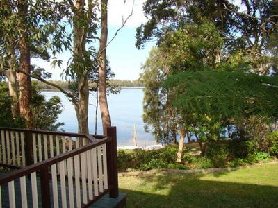 Photo for Hidden Delight on the Water - Sleeps 12