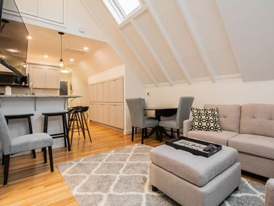Photo for Cozy, Modern, Newly Renovated 3Bed, 2Bath, Steps to MBTA