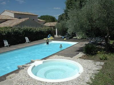 Photo for 1BR House Vacation Rental in souvignargues, languedoc roussillon