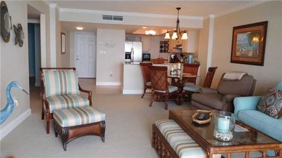 Photo for Oceanfront 2 bedroom Condo. Accommodates up to 4 Guests.