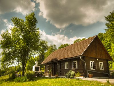 Photo for 'Hizica' - small wooden house in the countryside
