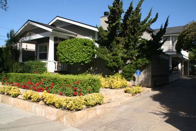 Classic Santa Barbara Craftsman, unbelievable condition and close to downtown!