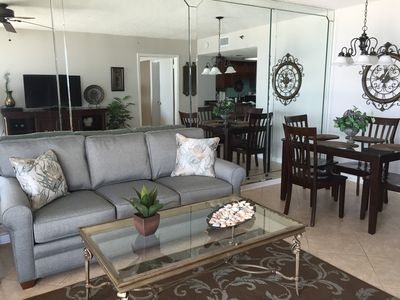 Living Room and Dining Room II