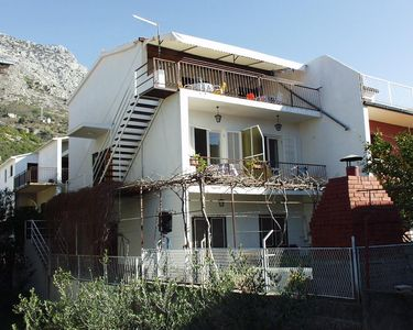 Photo for Apartment in Podaca (Makarska), capacity 4+1