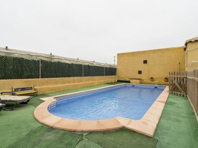 Photo for Modern Holiday Home in Garrobillo with Private Swimming Pool