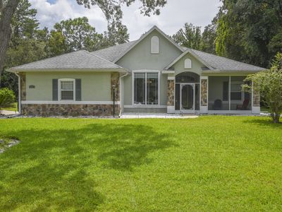 Photo for Upscale Vacation Villa with Pool, Hernando, Florida close to the Gulf of Mexico