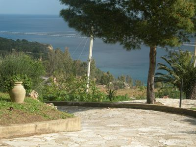 Photo for Delightfu villa, with an amazing view on the sea, close to the Reserve of Zingar