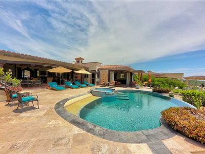 Photo for Luxury, Rooftop Deck, Pool, Spa, Double-Gated, Beach Club, Golf!