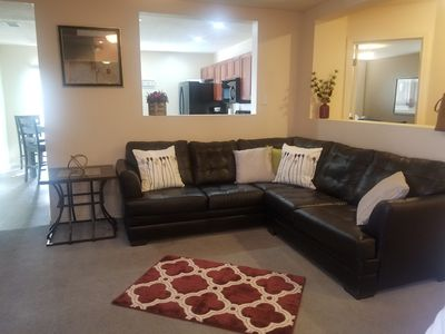 Photo for Cozy Home In Gated Community – 9 Miles To Airport