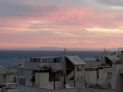 Photo for Beautiful penthouse, with stunning views of the sea, North Africa and Gibraltar ..