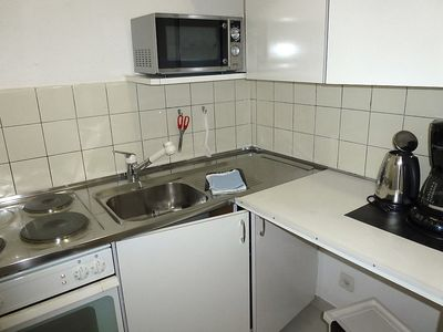 Photo for Apartment 746 m from the center of Lugano with Lift, Internet, Washing machine, Balcony (48737)