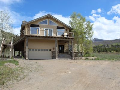 Photo for Beautiful 3 Bedroom/3.5  Bath Home with spectacular mountain view