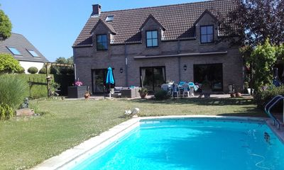 Photo for BW side 1 bed and breakfast in a nice villa pool at the inhabitant for max 2 p