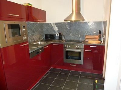 Manuela 9, Rauris. Fully Equipped Fitted Kitchen
