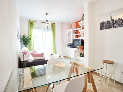 Photo for Charming Apt. with parking in Sevilla center