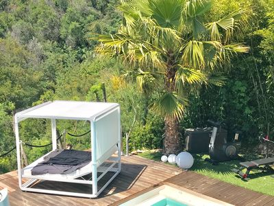 Photo for VILLA COLINA DELUXE Room Pool view