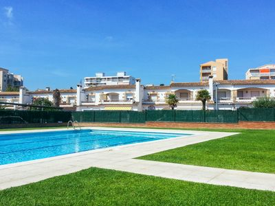 Photo for Club Villamar - Cosy Semi Detached villa for rent situated at only 800 m from the beach