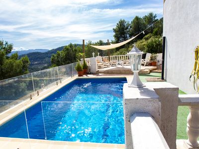 Photo for VILLA / Casa OLIVA Tossal Gros impressive views