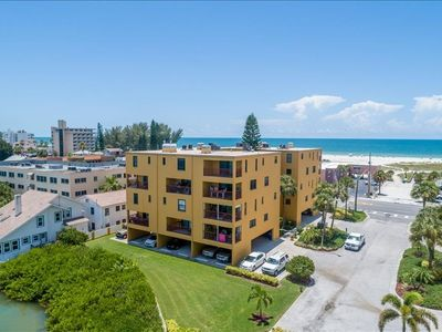 Summer Rates Just reduced!  Beaches and Pools are open!  ~ LARGE 3 BEDROOM, BEACH AND WATER VIEW CONDO~ WALK TO STORES, SHOPS AND RESTAURANTS~