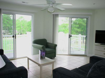 Photo for Brunswick Plantation Resort and Golf, 2 bedroom, 2 bath, with great resort amenities(2509)