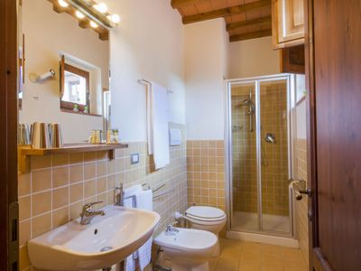 Photo for Vacation home La Pieve in Greve in Chianti - 7 persons, 2 bedrooms
