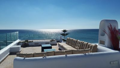 Photo for Big villa with sea view and terrace