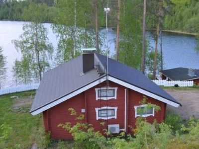 Photo for Vacation home Hirviharju in Rautjärvi - 9 persons, 1 bedrooms