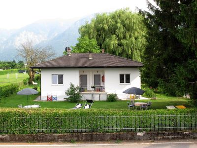 Photo for Apartment Villetta Ai Pini (LDC141) in Lago di Caldonazzo - 4 persons, 1 bedrooms