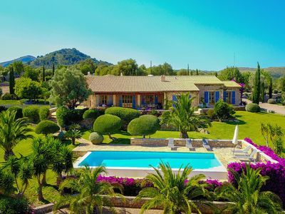 Photo for Finca Las Brisas (010136) - Country house for 12 people in Arta