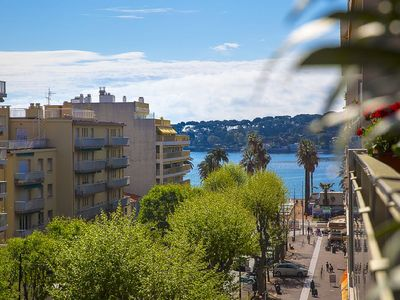 Photo for 1BR Apartment Vacation Rental in Antibes, PACA