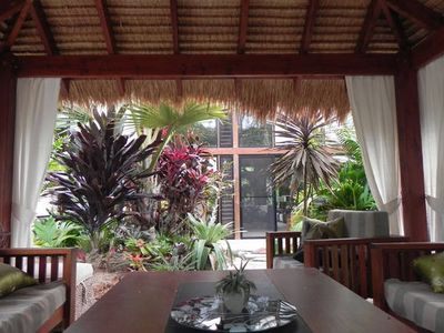 Photo for Forest Lodge: Bali Style Retreat