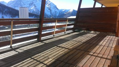 Photo for 1BR Apartment Vacation Rental in Sestriere