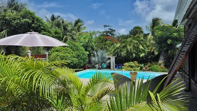 Photo for 3 BEDROOM VILLA WITH POOL, SPA, CLOSE TO GOLF, SHOPS AND THE BEACH
