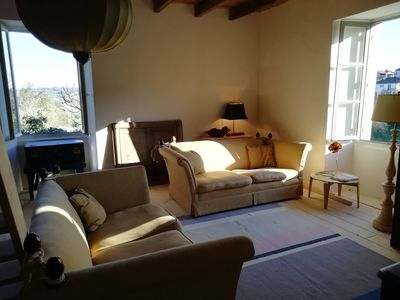 Photo for NEW for 2019! Beautiful and spacious renovated Belvès house with stunning views.
