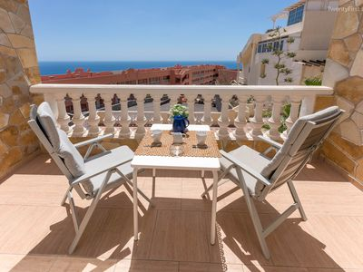 Photo for Spacious Flat with Free Wifi&Great View - Playa Sotavento, Costa Calma  (41LC)