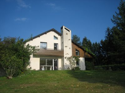 Photo for Large bright house in Treignac Village of the gap near the forest.