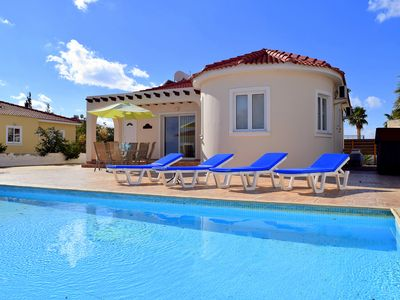 Photo for Sunrise Villa - 2 Bedroom Bungalow with Private Pool