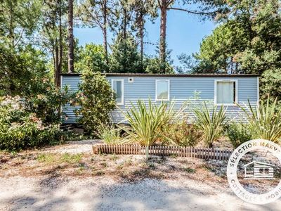 Photo for Camping Club Taxo Les Pins **** - Maeva Camping - Mobile Home 3 Rooms 4/5 People