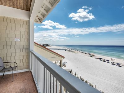 Photo for LEEWARD I UNIT 7: Gulf Front Condo with Amazing Views of the Gulf!!