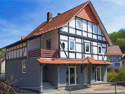 Photo for Comfortable and modern holiday home in Hessen with private roof terrace