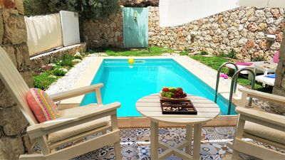 Photo for Beautiful Romantic Hideaway Honeymoon Villa with Heated Secluded Pool