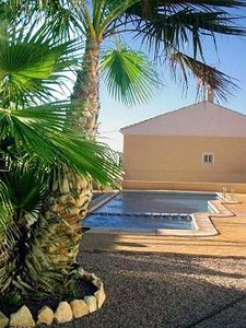 Photo for Beautiful, 2 bedroom, terraced villa near Guardamar Del Segura, Costa Blanca.