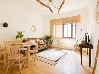 Photo for Nature Cozzy apartment in Santo Ildefonso with WiFi, private roof terrace & balcony.