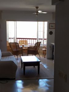 Photo for Nice apartment with a good garage, in a quiet area, 200 meters from the sea.