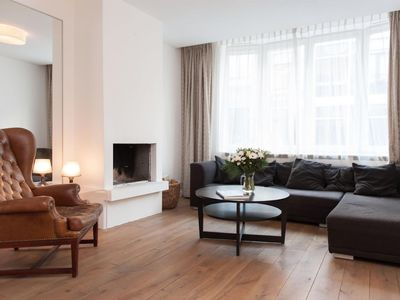 Photo for Apartment 121 m from the center of Amsterdam with Internet, Washing machine (669390)