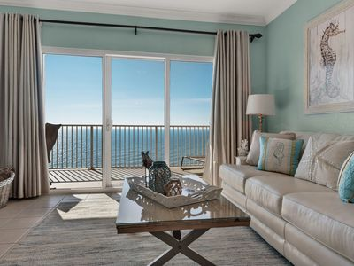 Photo for Southern Exposure Condo*Crystal Shores West 705*Gulf Front*