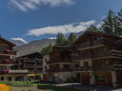 Photo for Apartment Bergfink (112C01)  in Saas - Fee, Valais - 4 persons, 2 bedrooms