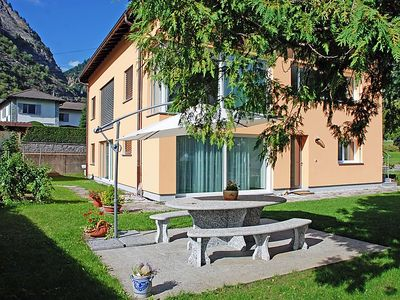 Photo for Apartment Ca' d'Zizzei  in Olivone, Ticino - 4 persons, 2 bedrooms